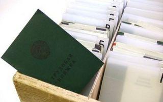 Запись в трудовую книжку о приеме на работу: образец заполнения, как правильно заполнить – правила оформления и сроки внесения