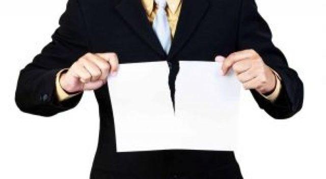 Отмена приказа об увольнении: скачать образец распоряжения об аннулировании, как отменить по инициативе работодателя, в связи с больничным, отзывом заявления?