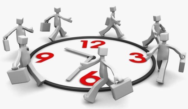 Табель учета рабочего времени при сменном графике работы: образец заполнения и табелирования, пример для смен по 24 часа