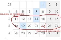 За сколько дней пишется заявление на увольнение: срок подачи по собственному желанию, по соглашению, когда нужно предупреждать работника и работодателя