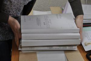 Акт приема-передачи трудовых книжек и кадровых документов при увольнении кадровика: скачать образец