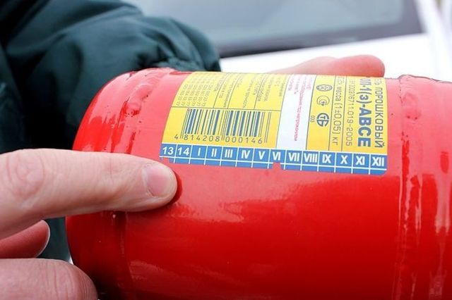 Журнал учета первичных средств пожаротушения: образец заполнения, скачать бесплатно бланк типовой формы, как вести и заполнять?