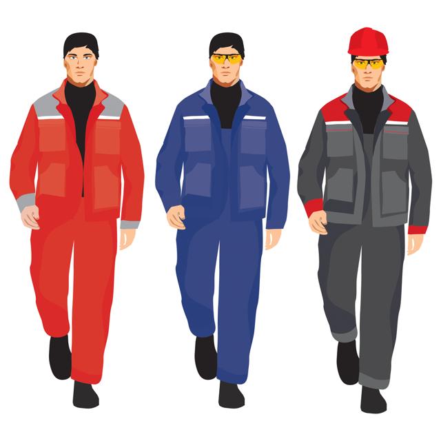 Спецодежда и средства индивидуальной защиты: обеспечение работников, какие СИЗ должны быть на предприятии, предъявляемые требования