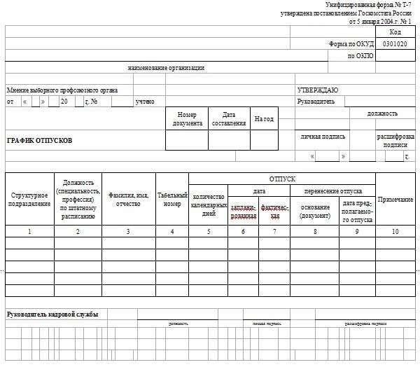 Журнал регистрации приказов на отпуск: скачать образец в excel, правила заполнения. Как вести книгу учета распоряжений о предоставлении отдыха работникам.